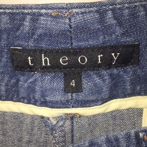 Theory Jeans size 4